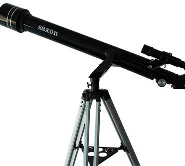Saxon 607 AZ2 Refractor Telescope