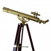 Saxon Grandeur Brass Telescope (809B)