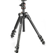 BEFREE ALU TRAVEL TRIPOD W/QR B/HEAD