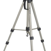 INCA I3770 3 WAY HEAD TRIPOD BLACK