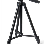 INCA ICI3130B 3WAY HEAD QR TRIPOD