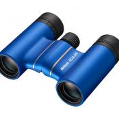 NIKON ACULON T02 8X21 BLUE BINOCULAR